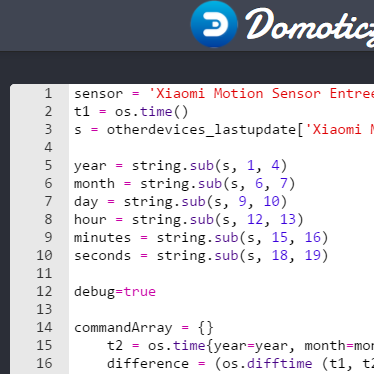 Easter's Domo – Domoticz stuff
